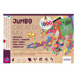 Glorex Set Jumbo Moosgummi- Mix