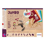 Glorex Set Jumbo Naturholz- Mix