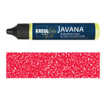 SALE Javana GlitterPen, 29ml, Brillantrot