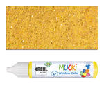 NEU Mucki Windowcolor-Pen 29ml Glitzer-Gold