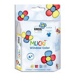 NEU Mucki Windowcolor 4er-Set