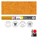 Marabu Textil Painter GLITTER, Glitter-Orange
