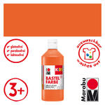 Marabu Kids Bastelfarbe, 500ml, Orange