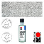 Marabu Fun & Fancy 80ml Glitter-Silber