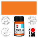 Marabu Porcelain Orange, 15 ml