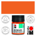 Marabu Decorlack 50ml Orange