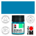 Marabu Decorlack 50ml Cyan