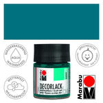 Marabu Decorlack 50ml Türkis