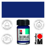 Marabu Decorlack 15ml Ultramarinbl. dkl.