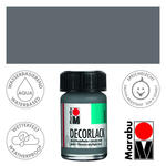 Marabu Decorlack 15ml Grau