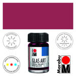 Marabu GlasArt, 15 ml Glas, Bordeaux