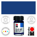 Marabu GlasArt, 15 ml Glas, Pariserblau