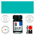 Marabu GlasArt, 15 ml Glas, Türkisblau