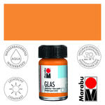 Marabu-Glas Malfarbe, 15ml, Orange