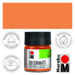 Marabu Decormatt 50ml Orange