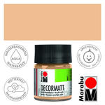 Marabu Decormatt 50ml Hautfarbe