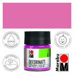 Marabu Decormatt 50ml Pink
