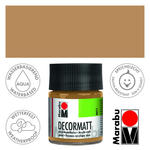 Marabu Decormatt 50ml Sand