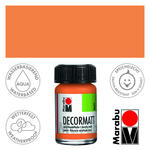 Marabu Decormatt 15ml Orange