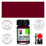 Marabu Decormatt 15ml Bordeaux
