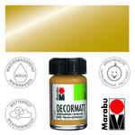 Marabu Decormatt 15ml Metallic-Gold