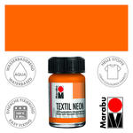 Marabu Textil Neon, 15 ml, Orange