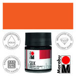 SALE Marabu Silk, 50ml, Rotorange