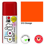 Marabu do it SATIN MATT, 150ml, Orange