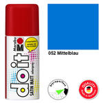 Marabu do it SATIN MATT, 150ml, Mittelblau