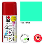 Marabu do it SATIN MATT, 150ml, Türkis