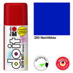 Marabu do it SATIN MATT, 150ml, Nachtblau