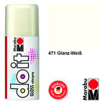 NEU Marabu do it GLOSS, 150ml, Glanz-Weiß