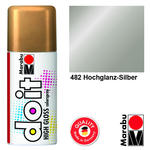 Marabu do it HIGH GLOSS 150ml Hochglanz-Silber