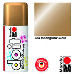 NEU Marabu do it HIGH GLOSS, 150ml, Hochglanz-Gold