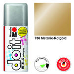 NEU Marabu do it METALLIC, 150ml, Metallic-Rotgold
