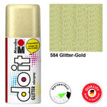 NEU Marabu do it GLITTER, 150ml, Glitter-Gold