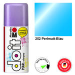 NEU Marabu do it PEARL, 150ml, Perlmutt-Blau