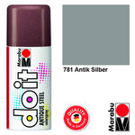Marabu do it ANTIQUE STEEL 150ml Antik Silber