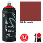 NEU Marabu Artist Spray Paint, 400ml, Terracotta