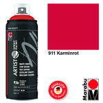 Marabu Artist Spray Paint, 400ml, Karminrot