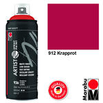 NEU Marabu Artist Spray Paint, 400ml, Krapprot