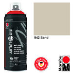 Marabu Artist Spray Paint, 400ml, Sand