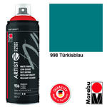 Marabu Artist Spray Paint, 400ml, Türkisblau