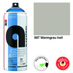 Marabu a-system Spray, 400ml, Warmgrau hell