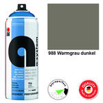 Marabu a-system Spray, 400ml, Warmgrau dunkel
