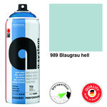 Marabu a-system Spray, 400ml, Blaugrau hell