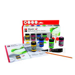 NEU Marabu GlasArt Starter Set 4x15 ml