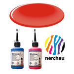 SALE Nerchau Window Art, 80 ml, Rot