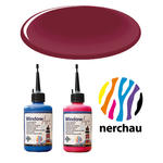 SALE Nerchau Window Art, 80 ml, Bordeauxrot