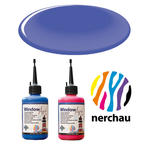 SALE Nerchau Window Art, 80 ml, Ultramarinblau